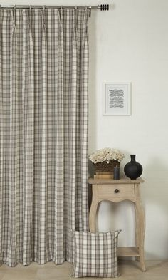 'FRENCH MANICURE' MADE TO MEASURE LINEN CURTAINS (GREY) $52.00  https://www.spiffyspools.com/collections/linen-curtains/products/french-manicure-curtains?variant=1820991488024