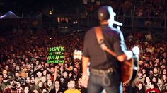 Luke Bryan - Drunk On You Florida Country Music festival CANNOT WAIT!! I am country drunk just thinking about it.