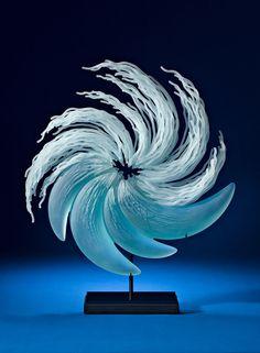 ღღ Amazing Glass Sculptures by K. William LeQuier