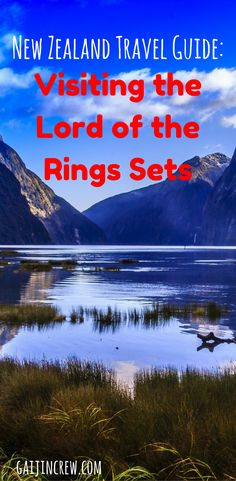 New Zealand Movie Night: 'Lord of the Rings'. Film locations and sets in New Zealand. Fantasy novels by J.R. Tolkien; film directed by Peter Jackson of New Zealand.