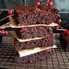 Chocolate brownies! Paleo