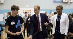 El príncipe Guillermo contra el bullying homofobo en las escuelas