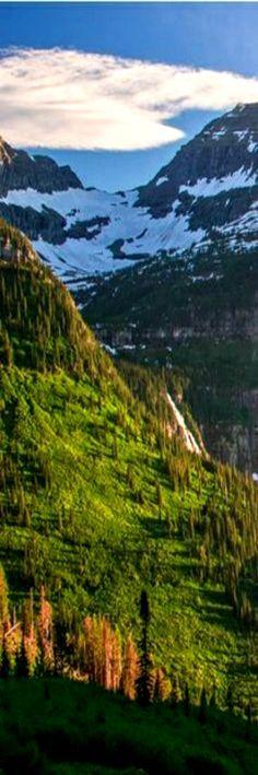 Glacier National Park, Montana | visitglacierpark.com
