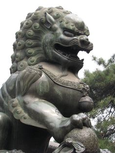 chinese lion - Google Search