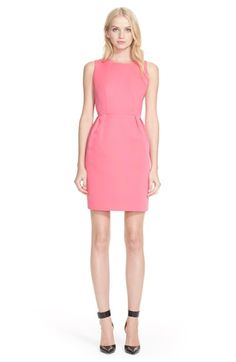 kate spade new york bow back dress available at #Nordstrom
