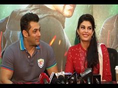 Salman Khan & Jacqueline Fernandez interview before release KICK movie | 2