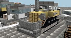 Minecraft Vehicles - Imgur