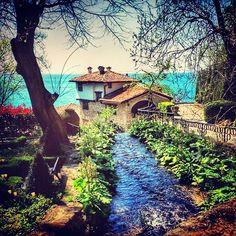 Balcik Landscape Paintings, River, Mansions, House Styles, Instagram Posts, Summer, Spirit, Outdoor, Bulgaria