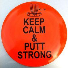 disc golf <3