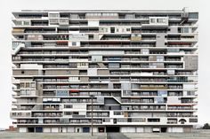 Filip Dujardin - Fictions Series Belgian Surrealism | moderndesign.org