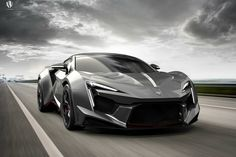 W Motors : la Fenyr Supersport après la Lykan Hypersport