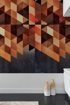 dyymnd ryyyt ~ Pattern Wall Tiles by Spires for Blik
