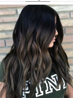 Are you looking for dark winter hair color for blondes balayage brunettes? See our collection full of dark winter hair color for blondes balayage brunettes and get inspired! Winter Hairstyles, Cool Hairstyles, Layered Hairstyles, Hairstyle Ideas, Brunette Hairstyles, Latest Hairstyles, Trending Hairstyles, Hairstyles Pictures, Modern Hairstyles