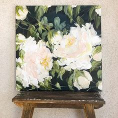 art Drawings Flowers Greeting Card is part of Flower Greeting Cards Fine Art America - Melissa Lyons Fine Art and Home Goods Melissa Lyons Art Contemporary Abstract Art, Arte Floral, Painting & Drawing, Flower Painting Canvas, Painting Inspiration, Diy Art, Flower Art, Cool Art, Art Drawings