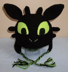 Toothless Beanie for Inspiration