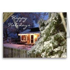 Lone Pine Holiday Greeting Card #christmascards#xmas#california#usamade