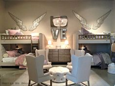 Driven By Décor: Decorating Nurseries & Kids Rooms: Inspiration from RH Baby & Child