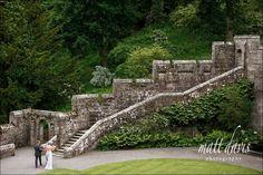 Eastnor Castle wedding venue grounds and gardens