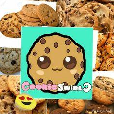 Cookie swirl C! *bites* hehehehehe!