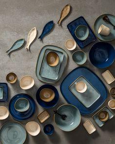 Serveware, Tableware, Restaurant Interior Design, Dinner Sets, Plant Decor, Dinnerware, Glaze, New Homes, Pottery