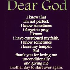Dear God quotes quote god life lessons inspiration god quotes instagram instagram quotes