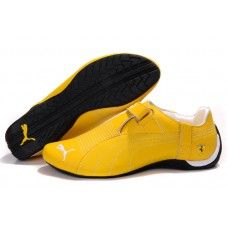 Puma Men Trionfo Low Baylee Yellow