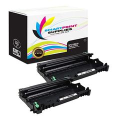 Smart Print Supplies DR630 Compatible Drum Unit 2 Pack  Corresponding OEM Number: DR630 / DR-630   Page Yield: 12,000 copies @ 5% coverage  Printer Compatibility: Brother HL-L2300 2305 2320 2340 2360 2380 DCP-L2520 2540 MFC-L2700 2720 2740  Box Contents: Two DR630 DR-630 replacement imaging drum units