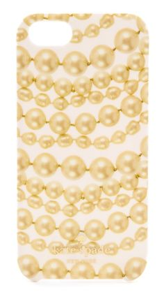 shopbop, Kate Spade New York Pearls iPhone 5 / 5S Case - $35