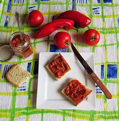 Házias konyha: Gyors zakuszka Plastic Cutting Board, Dining, Food