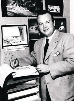 "Fred ""Tex"" Avery (1908 - 1980) was an American animator, cartoonist, voice actor and director, famous for producing animated cartoons during The Golden Age of Hollywood animation."
