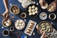 Find your way around the yum cha / dim sum world with the help of Temple & Webster stylist & foodie Jono Fleming!