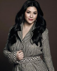 The Asia's Songbird, Regine Velasquez-Alcasid, continues to soar high as she takes on new challenges in her incredible career. Two By Two, The Incredibles, Random Pictures, Couple Photos, Aladdin, Coat, Rv, Photography, Queen