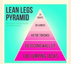 How To Get Lean Legs. http://t.trusper.com/How-To-Get-Lean-Legs/650270