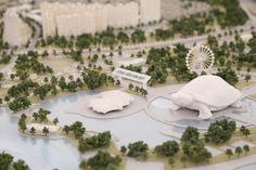 Khởi công viên vui chơi giải trí Kim Quy lớn nhất cả nước tạo sốt đất tại Đông Anh