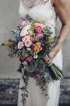Jess Mauger Floral Design - Queensland wedding florist