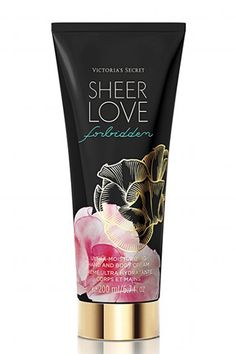 Victoria's Secret Sheer Love Forbidden Ultra-Moisturizing Hand and Body Cream