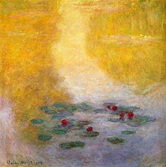 Claude Monet: Nymphèas