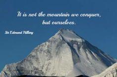 Conquering ourselves. #business #motivation #success #quote #mireilleryan
