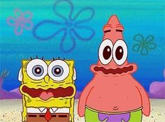 Shared by KitKat. Find images and videos about funny, food and chocolate on We Heart It - the app to get lost in what you love. Spongebob Cartoon, Simpsons Meme, School Cartoon, Spongebob Memes, Spongebob Squarepants, Spongebob Patrick, Cartoon Quotes, Cartoon Icons, Cartoon Characters