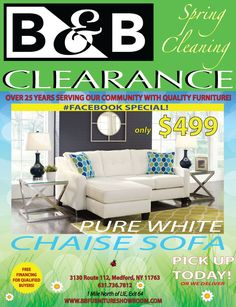 B&b Furniture, Quality Furniture, Clearance Furniture, Chaise Sofa, Pure Products, Chaise Couch