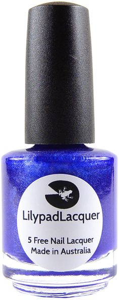 Lilypad Lacquer A Balt Out Of The Blue , Free Shipping at Nail Polish Canada