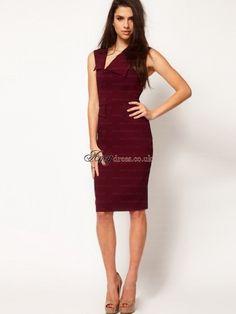 Sheath/Column Chiffon Strapless Sleeveless Bridesmaid Dress