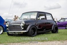 - Page 11 - Mini Saloons Mini Cooper S, Car Photos, Car Pictures, Classic Mini, Classic Cars, Mini Morris, Mini Mini, Car Tuning, Nice Cars