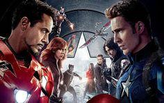 Flash Ice - As coisas são relativas!!: Capitão América – Guerra Civil