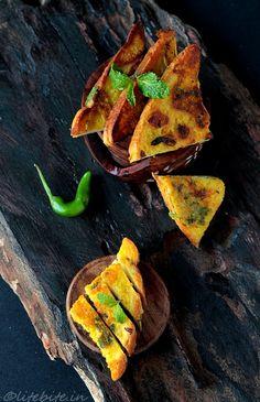 3 healthy breakfast recipes - Raw banana pancake, Peppery lentil pancake, &   Spicey Indian French toast from @sanjetakk