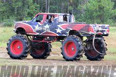 Southern Pride Ford Mega Mud Truck