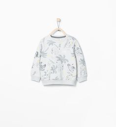 Sweatshirts - Baby Boys - Kids | ZARA United Kingdom 3-9