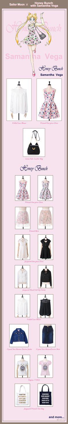 I really love this outfit #fashion #otaku #sailormoon