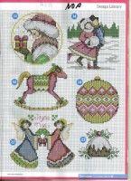 Gallery.ru / Фото #49 - The world of cross stitching 158 - WhiteAngel