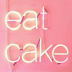 Amped & Co® Real Neon Signs. My Cinema Lightbox® + Custom! – Home office wallpaper Pretty Good, Pretty In Pink, Perfect Pink, Bakery Quotes, Bakery Puns, Cake Bakery, Cake Pink, My Cinema Lightbox, Neon Rouge